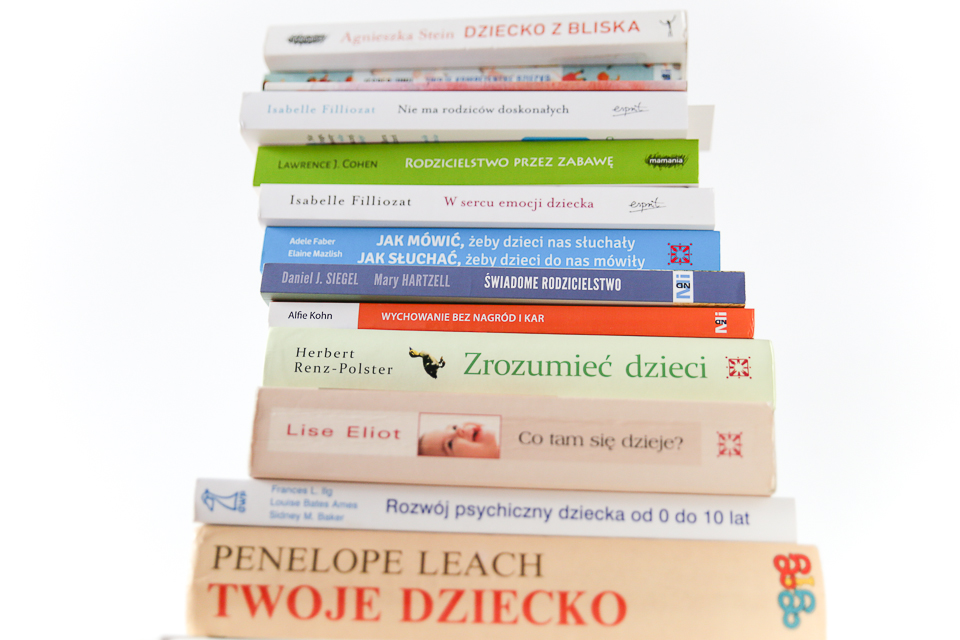 książki dla rodzica