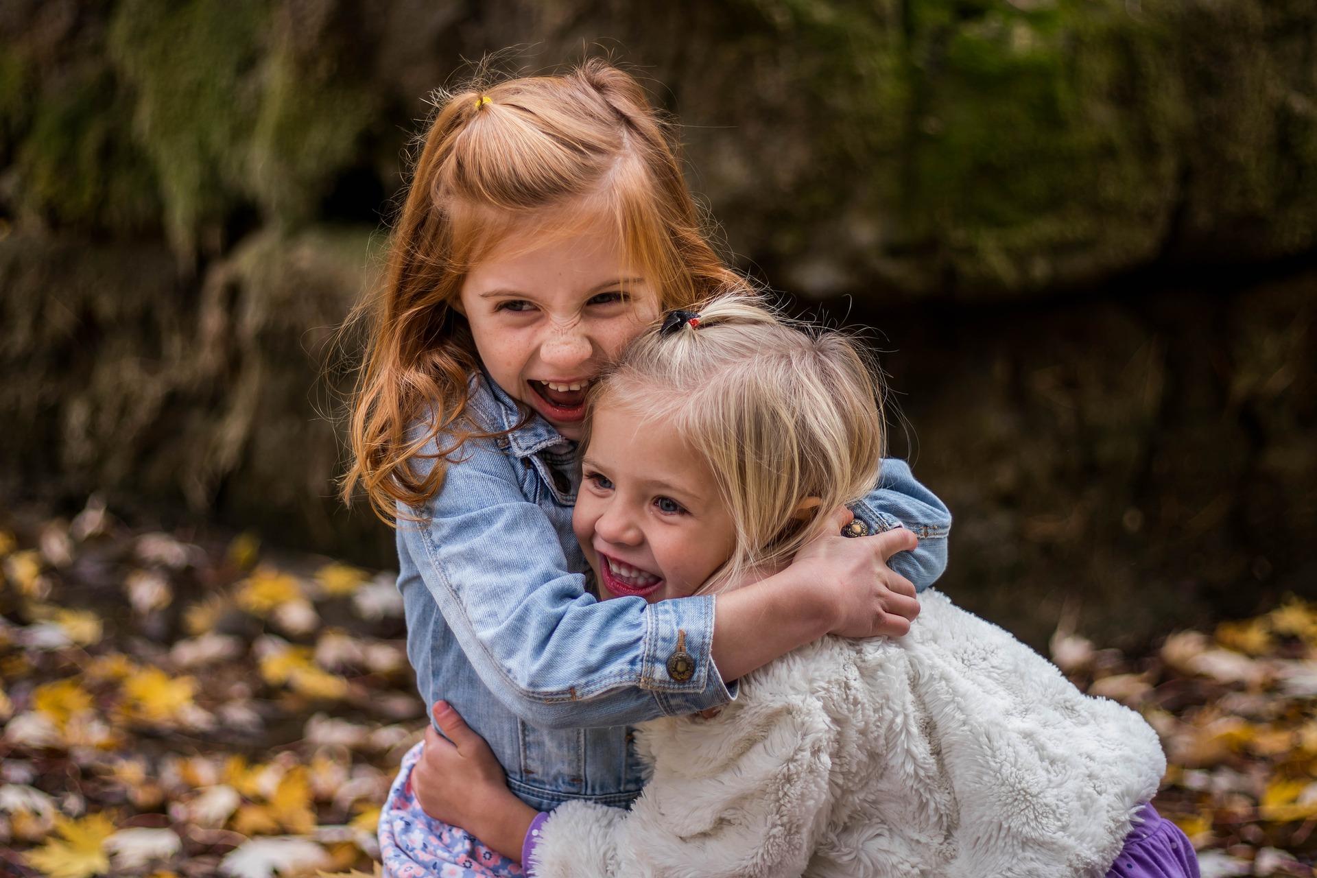 dzieci nie są pokryte teflonem