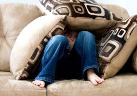 jak reagować na dziecięce lęki