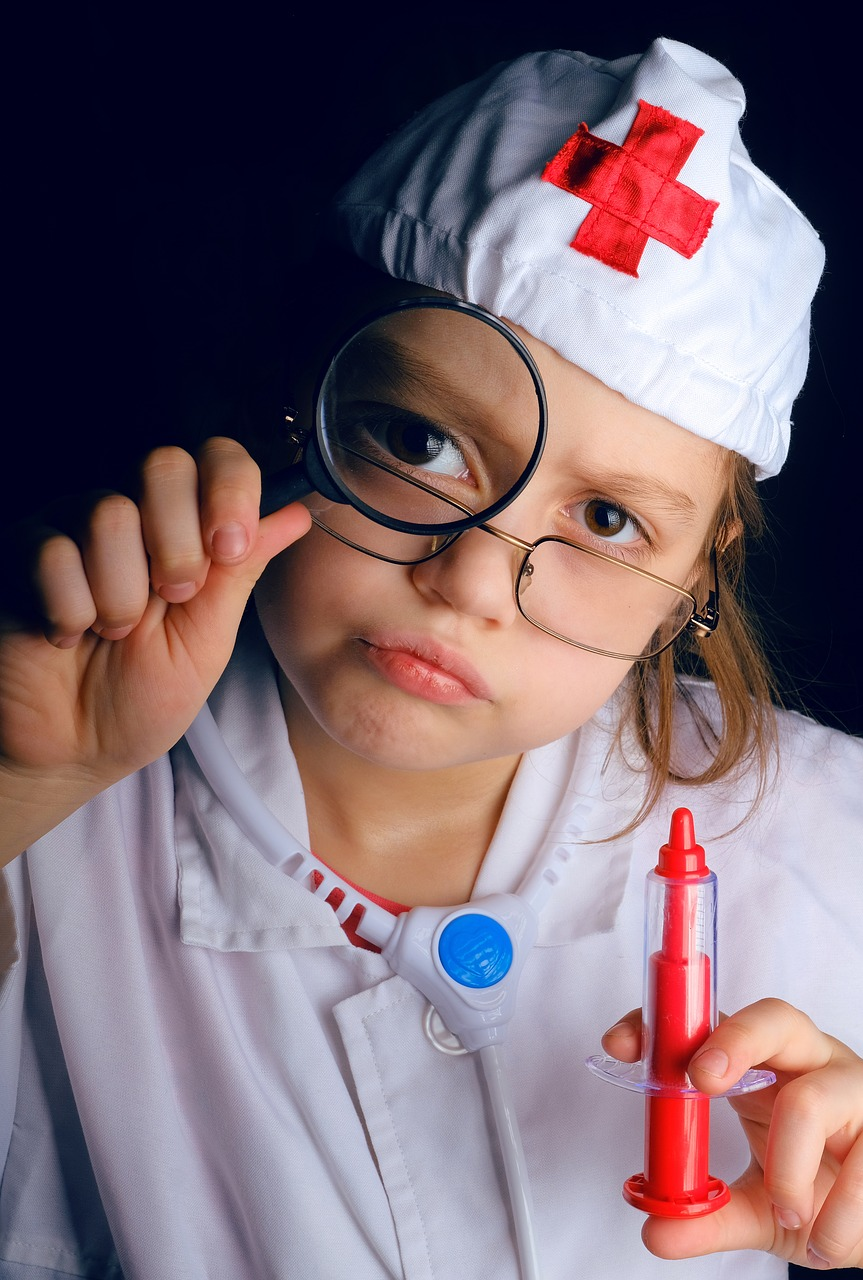 jak oswoić wizytę u lekarza