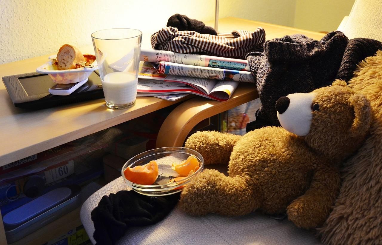 jak przekonać nastolatka do sprzątania